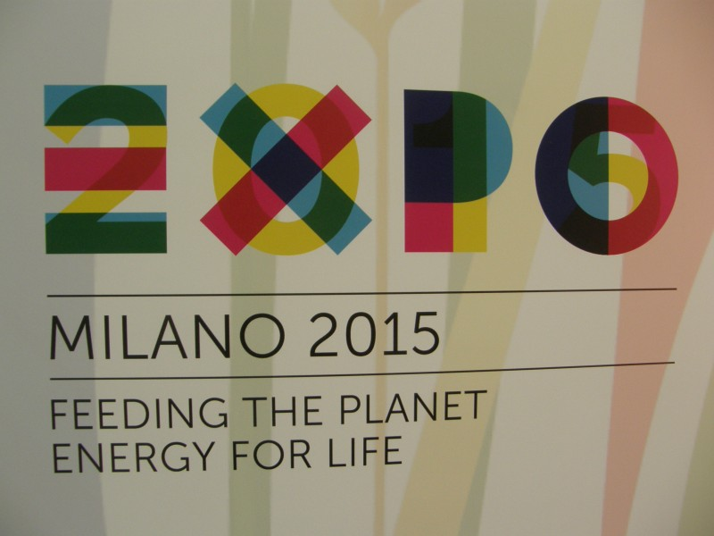 EXPO 2015 i Milano - Feeding the planet - Energy for life