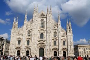 Milanos domkirke Duomo
