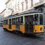 Rundt i Milano med sporvogn