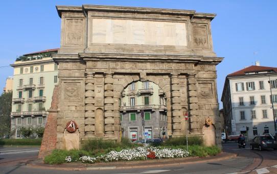Porta Romana i Milano