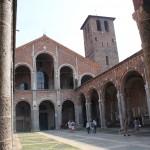 Basilica Sant'Ambrogio i Milano