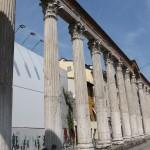 San Lorenzo søjlerne i Milano