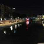 Darsena i Milano hvor kanalerne mødes