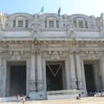 Hovedbanegården Stazione Centrale i Milano
