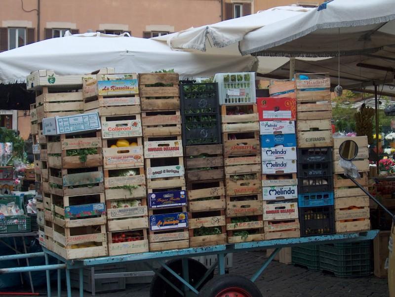 Markedspladser i Rom