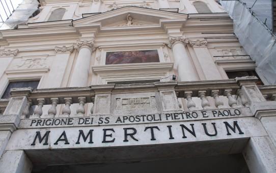 Mamertinerfængslet i Rom