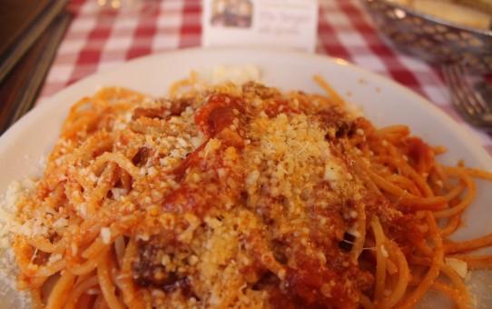 TOP 10: Den bedste spaghetti amatriciana i Rom