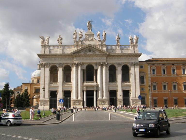 Paven åbnede Jubelåret i Rom