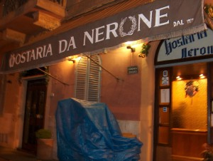 da Nerone i aftenlook