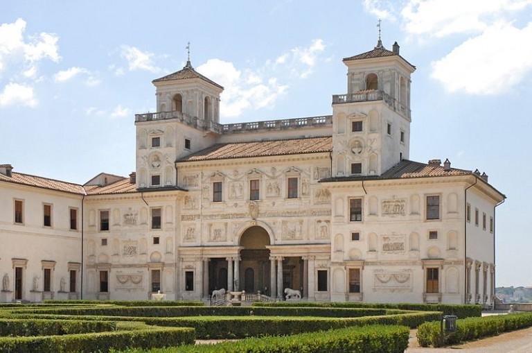 Det Franske Kunstakademi i Rom fejrer 350 år