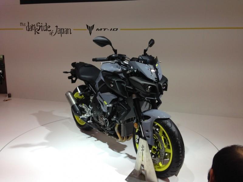 Yamahas spritnye Terminator MT-10