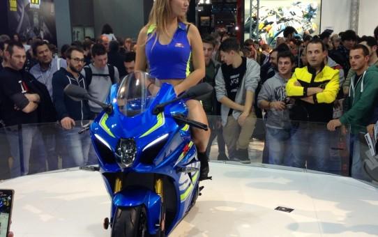 Verdens største motorcykelmesse i Milano