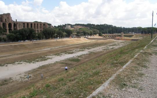 Circus Maximus hippodrom i Rom