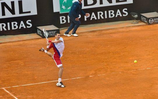 International tennisturnering i Rom for 75. gang