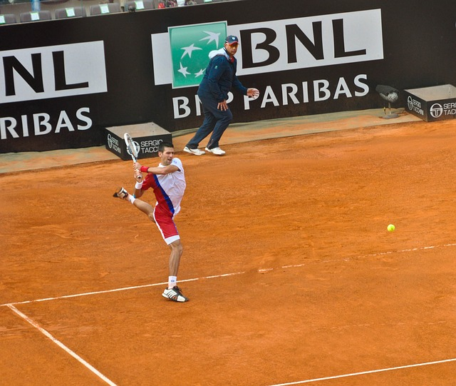 Rom Open i Tennis starter den 8. maj