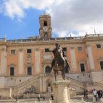Palazzo Senatorio i Rom - Roms Rådhus