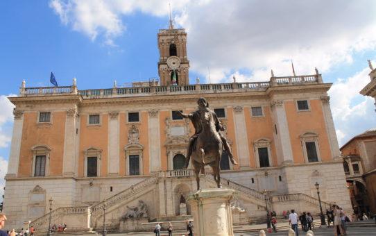 Virginia Raggi er ny borgmester i Rom