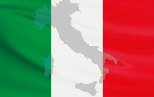 Laveste indbyggertal i Italien i 90 år