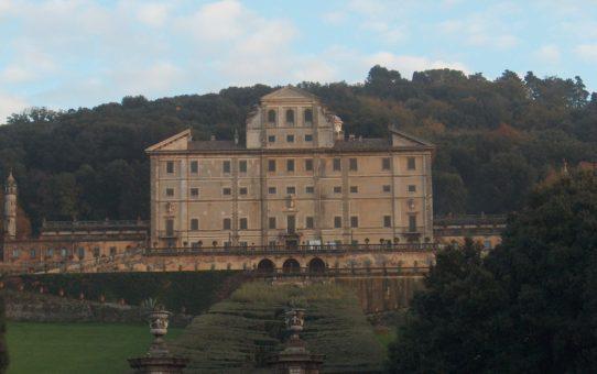 Villa Aldobrandini i Frascati syd for Rom