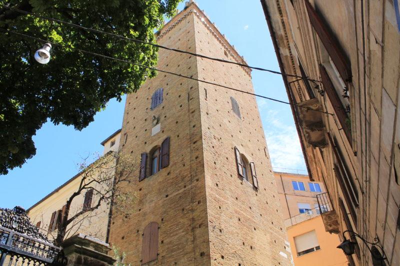 Torre Valignani i Chieti Alta