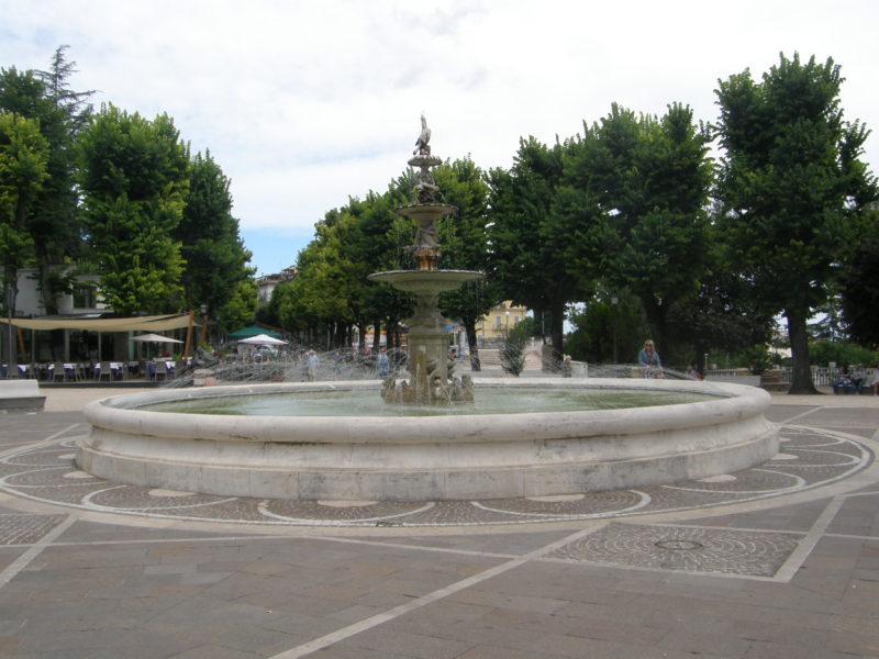 Piazza Mazzini - tid til en slapper