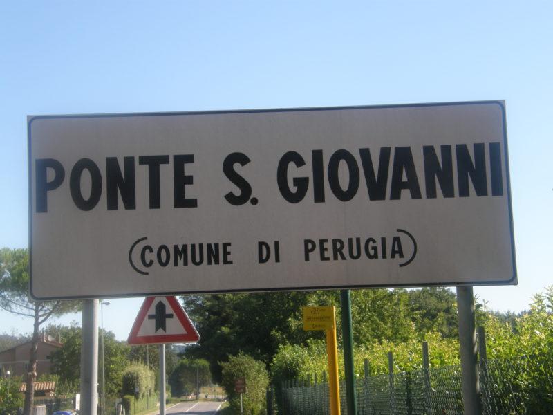 Velkommen til Ponte San Giovanni