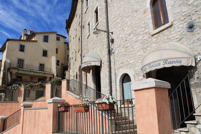 Hoteller på vores roadtrip i Italien