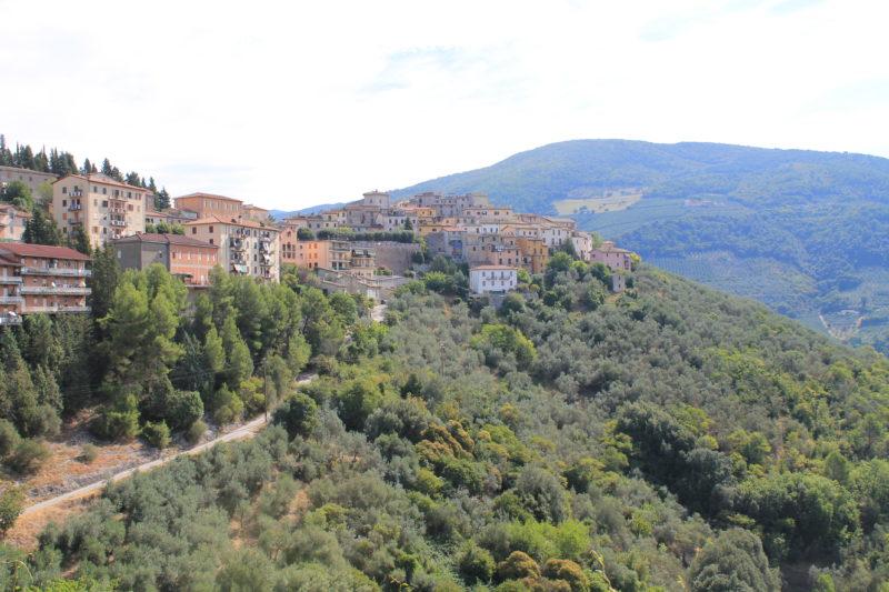 Arrivederci Montefranco