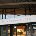 Hovedindgangen til muséet