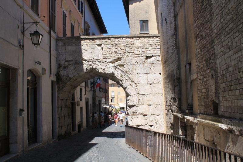 Triumfbuen Arco di Druso