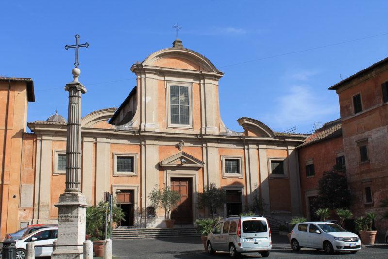 Kirkens facade