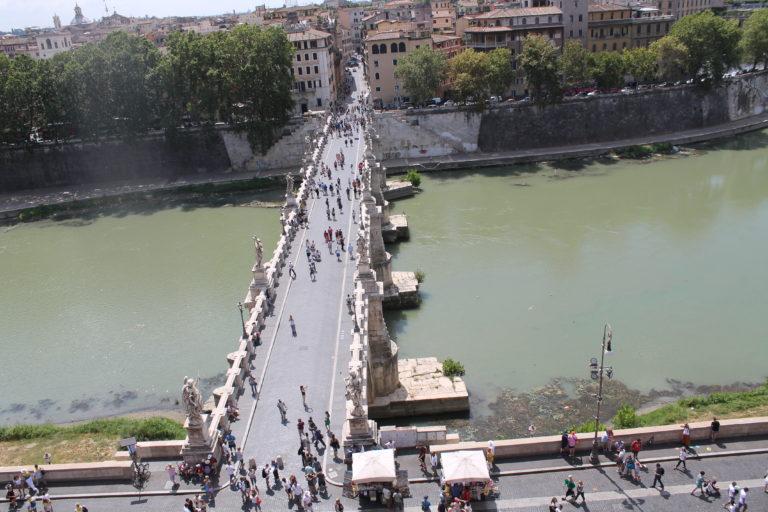 "Oplev ""Lungo Il Tevere"" på din ferie i Rom"