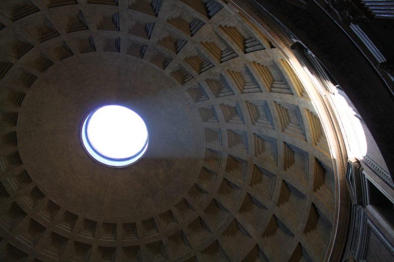 Den imponerende kuppel