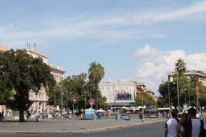 Piazza Risorgimento ved Vatikanet