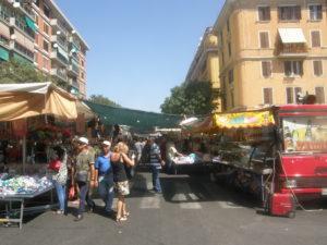 Marked ved Porta Portese