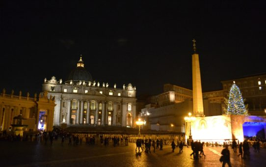 Julen 2016 i Rom