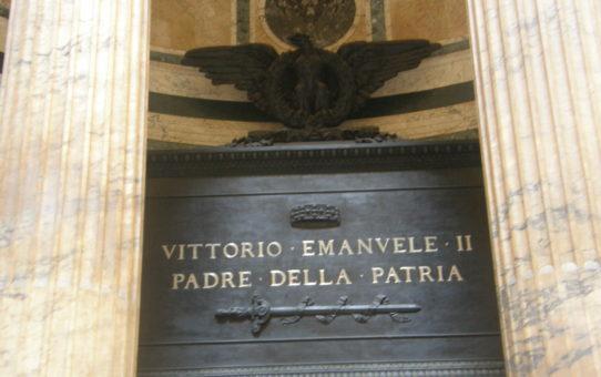 Italien fejrer 158 års fødselsdag