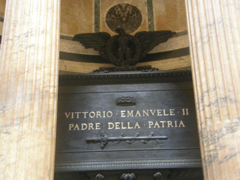 Italien fejrer 160 års fødselsdag