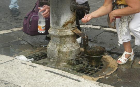 Rom lukker for vandet i vandnæserne