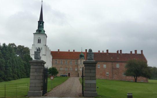 Thorvaldsens døbefond i Brahetrolleborg Kirke