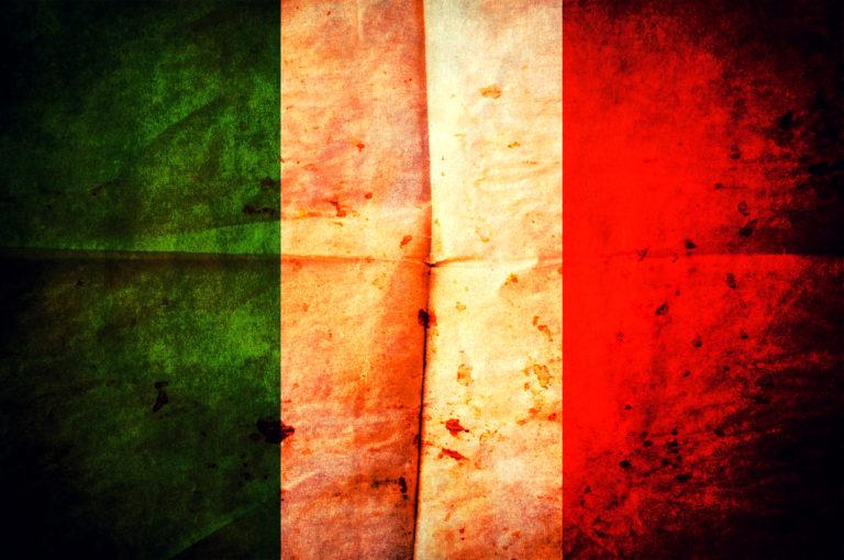 Den italienske modeverden støtter kampen mod Covid-19