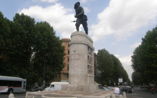 20. september, Rom hovedstad i Italien