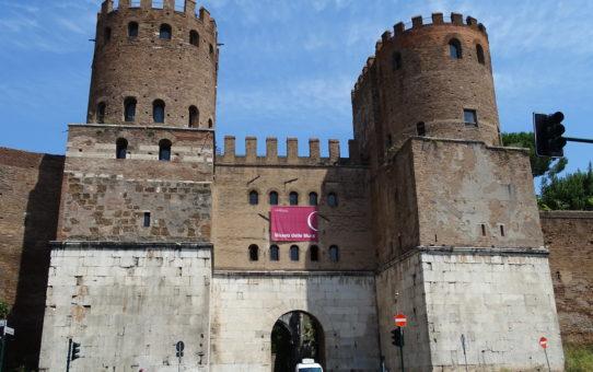 Museo della Mura fortæller historien om Roms bymure