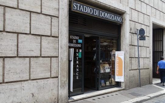 Historien under Piazza Navona