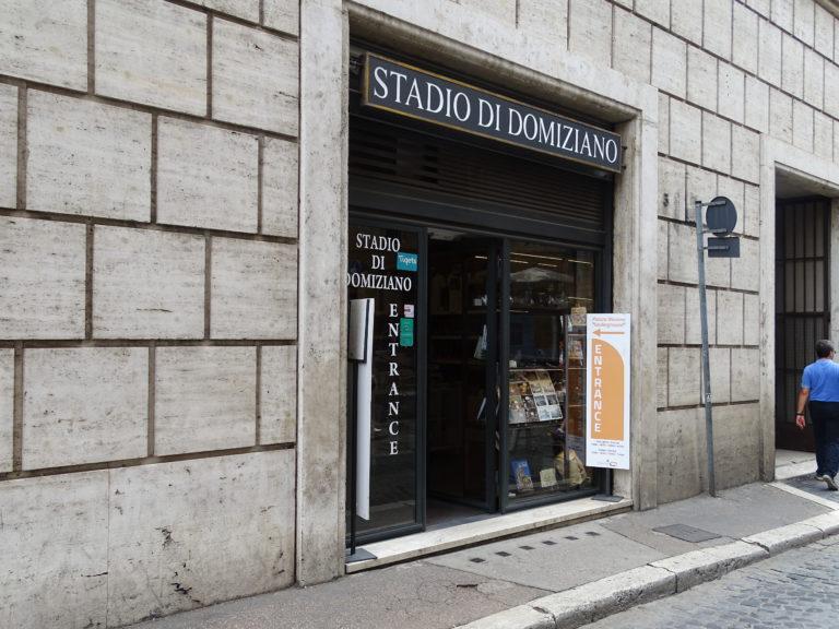 Historien under Piazza Navona i Rom