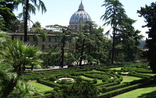 Necropolis Via Triumphalis og Vatikanhaverne i Rom