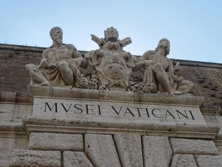Vatikanmuseerne i Rom, gratis søndage i resten af 2019