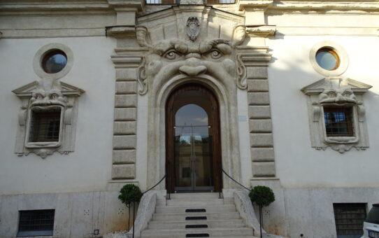 Monstrene i Palazzo Zuccari