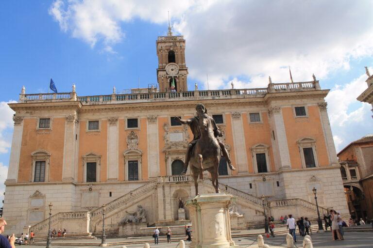 Roberto Gualtieri ny borgmester i Rom
