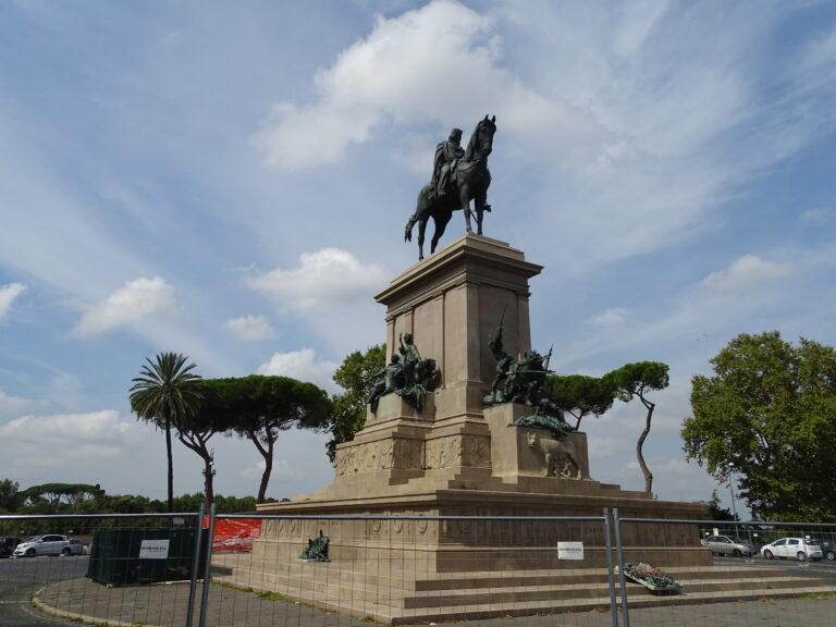 Monte Gianicolo – Roms ottende høj